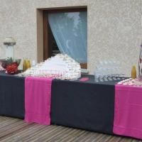 Nappe de buffet Table